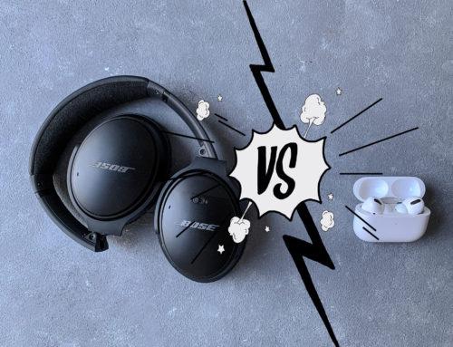 Bose QuiteComfort 35 vs. Apple Airpods Pro